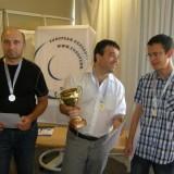 EC 2012 Blitz Men winners